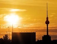 berlin skyline 2009