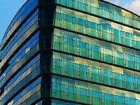 Glas Gebäude in Berlin